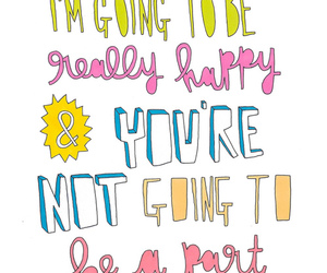 happy, quote, and one day image