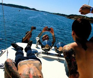 bmth and tattoo image