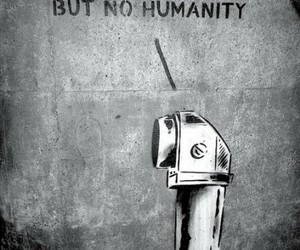 humanity, life, and text image