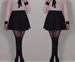 coat, dress, and skirt image