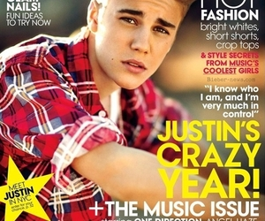 justin bieber, Hot, and Teen Vogue image