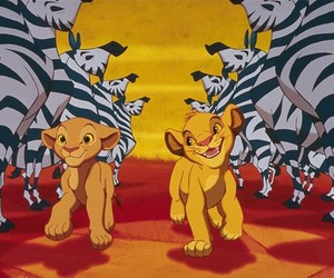 disney, lion king, and lion image