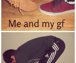 funny, girlfriend, and forever alone image