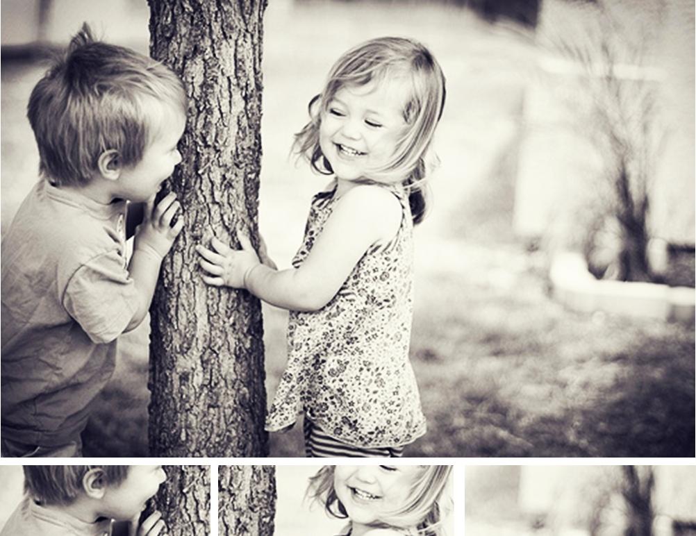 Love Cute Kids Black And White Amazing