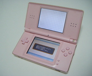 pink, aesthetic, and nintendo image