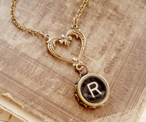 beautiful, necklace, and r image