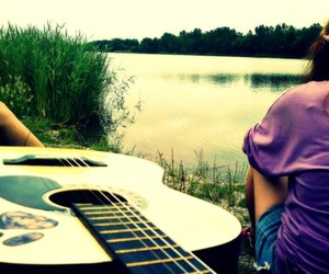awesome, hippie, and lake image
