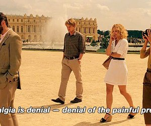 midnight in paris and movie image