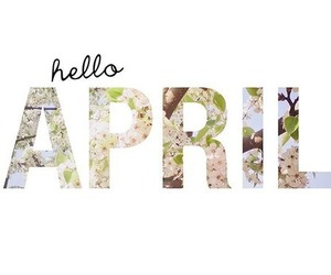 Avril, hello, and spring image