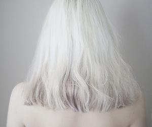 pale, pretty, and white image