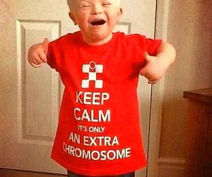 keep calm, chromosome, and boy image