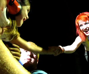 hayley williams, fan, and paramore image
