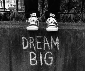 Dream, converse, and big image