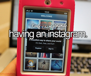 instagram and little reason to smile image