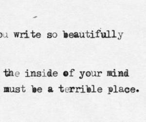quotes, mind, and write image