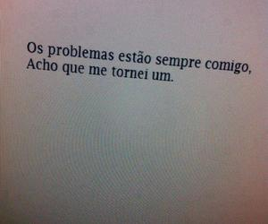 frases, problem, and quote image
