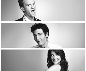 himym, how i met your mother, and lily image