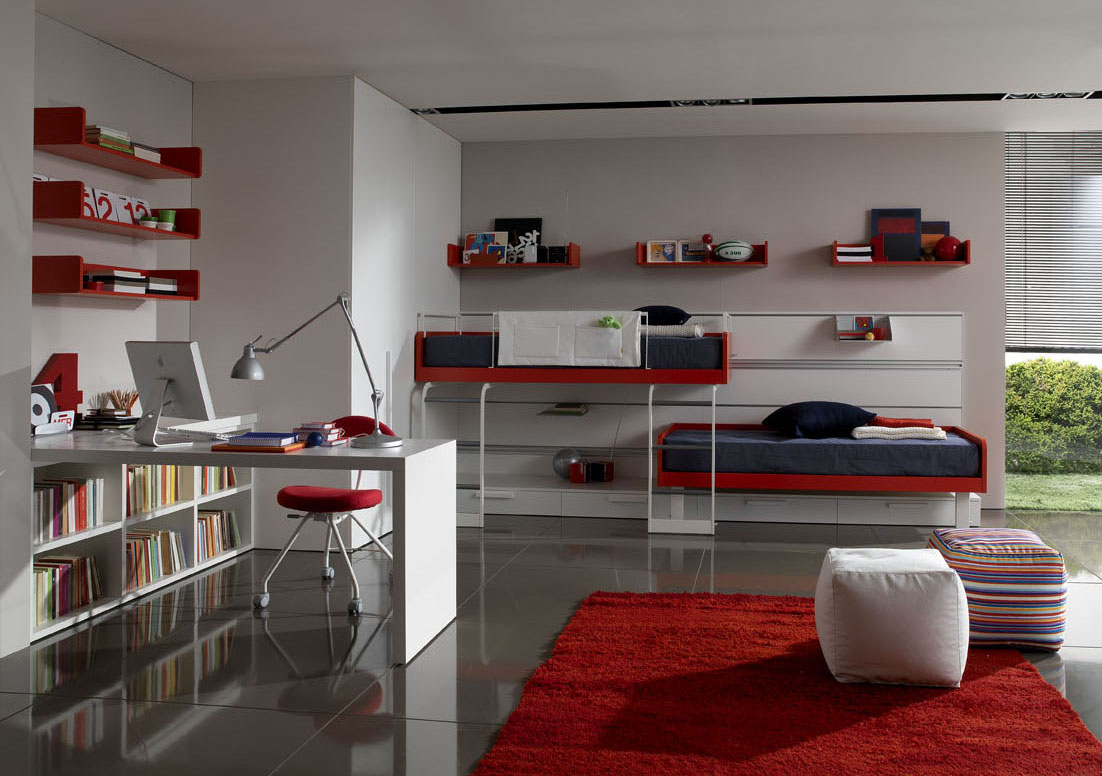 Room Red Discovered By Pidge On We Heart It