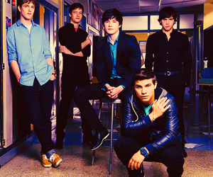 boys, degrassi, and justin kelly image