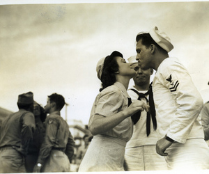 love, vintage, and couple image