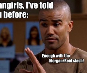 morgan and shemar moore image