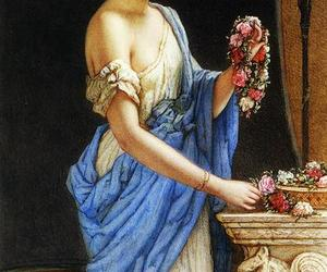 ancient, grecian, and painting image