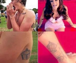 x factor, cher lloyd, and Harry Styles image