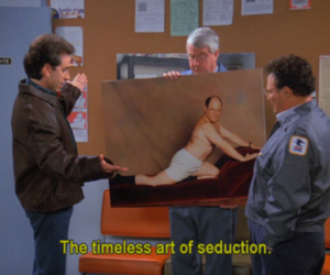 seinfeld and tv image