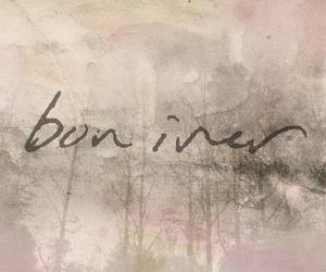 bon iver, indie, and music image