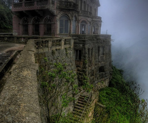 house, hotel, and colombia image