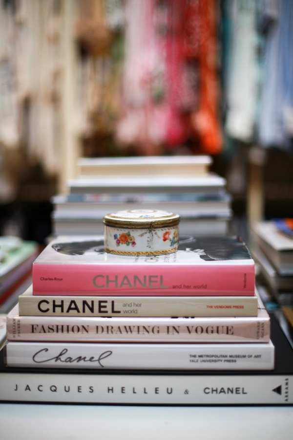 Chanel Coffee Table Books Discovered By Alex On We Heart It