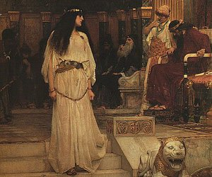 art, john william waterhouse, and witch image