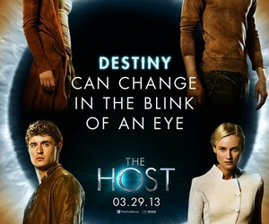 the host, diane kruger, and Saoirse Ronan image