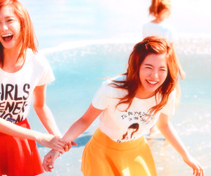 beach, snsd, and summer image