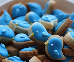 bird, twitter, and Cookies image