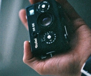 vintage, camera, and indie image