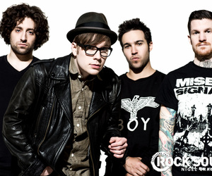 fall out boy, FOB, and band image
