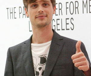 matthew gray gubler and cute image