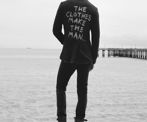 clothes, man, and fashion image