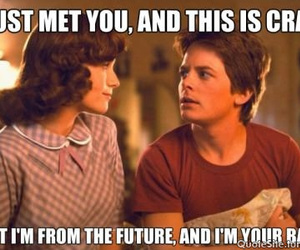 Back to the Future, funny, and future image
