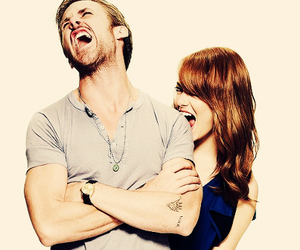 emma stone, ryan gosling, and crazy stupid love image