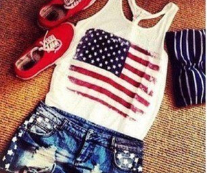 america, longboard, and outfit image