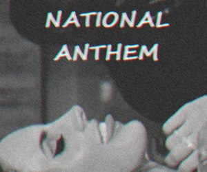 lana del rey, national anthem, and music image