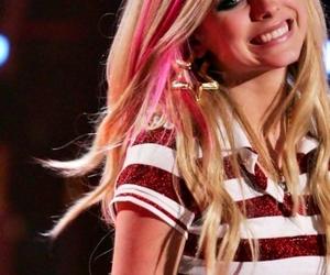 Avril Lavigne, girl, and Avril image