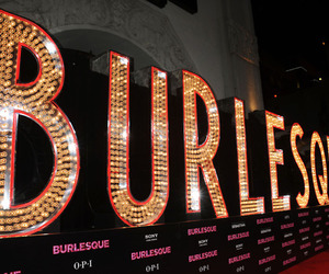 burlesque and lights image
