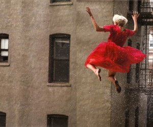 agyness deyn, photography, and red image