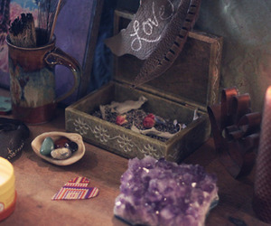 altar, pagan, and wicca image
