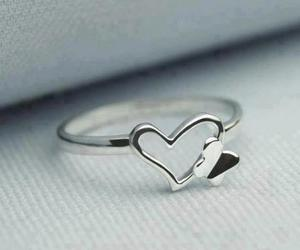 love, ring, and accessories image