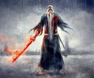 bleach, anime, and genryusai image