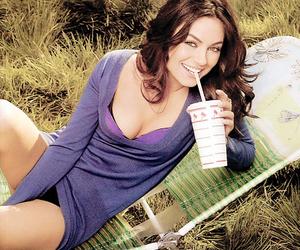 Mila Kunis and sexy image